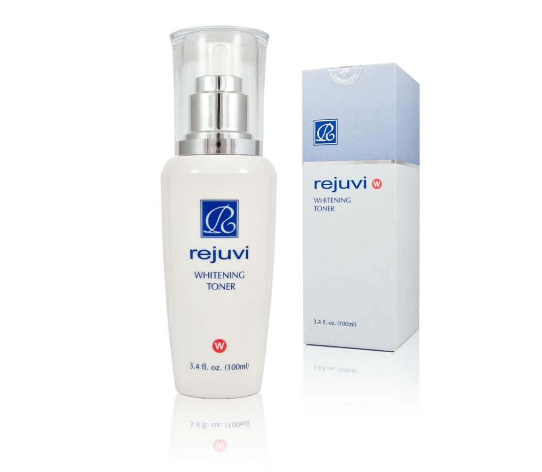 Bőrvilágosító, pigmentfolt elleni fenntartó spray - Rejuvi Whitening Toner